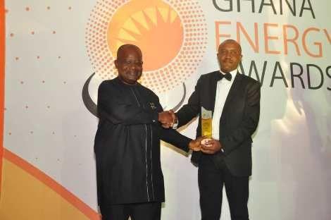 Total Petroleum Ghana wins brand of the year award