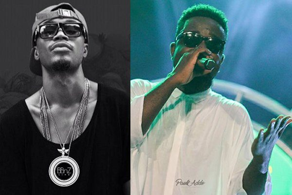 "My brother Sarkodie leaving me out of Cassper's list ""pained me small"" - EL confesses"