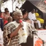 Kennedy Agyapong enstooled chief at Lawra