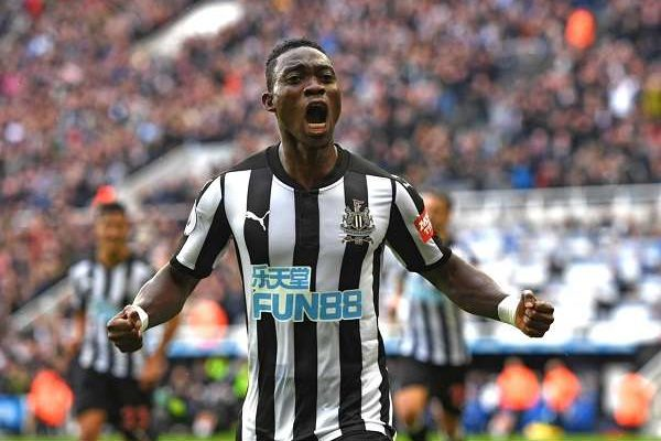 Christian Atsu features as Newcastle earn a point at Everton