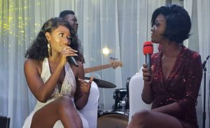 VIDEO: Wendy Shay finally answers 'Who is Wendy Shay' at her maiden Album launch