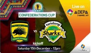 StarTimes confirms live broadcast of Kariobangi, Kotoko CAF Confed Cup match