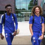 Chelsea manager Maurizio Sarri praises Ghanaian duo Ampadu and Hudson-Odoi after Vidi draw