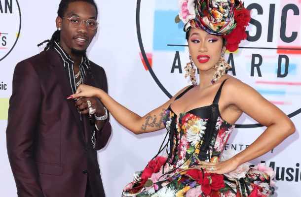 VIDEO: Cardi B makes a shocking announcement; says she has split from husband Offset