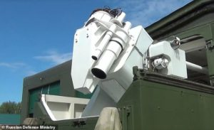PHOTOS/VIDEO: See Russia's Laser weapon that can destroy targets 'within fractions of a second' during war battle