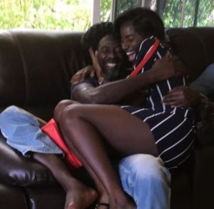 PHOTOS: Buju Banton reunites with his daughter who was only 11-years old when he was jailed in 2011