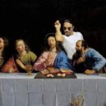 Journalist arrested in Jordan for publishing an altered image of 'The Last Supper' that had Salt Bae seasoning Jesus' food