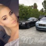 PHOTOS: Kylie Jenner shows off her impressive garage as she buys another Rolls Royce Wraith