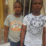 PHOTO: Househelp who stole employer's car, $5000 and other valuables 11 days after employment, nabbed