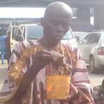 PHOTO: 85-year-old herbalist arrested with fresh human heart