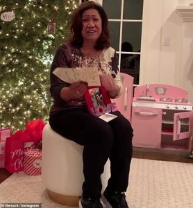 VIDEO: Dwayne 'The Rock' Johnson surprises his mom by buying her a brand new home for Christmas
