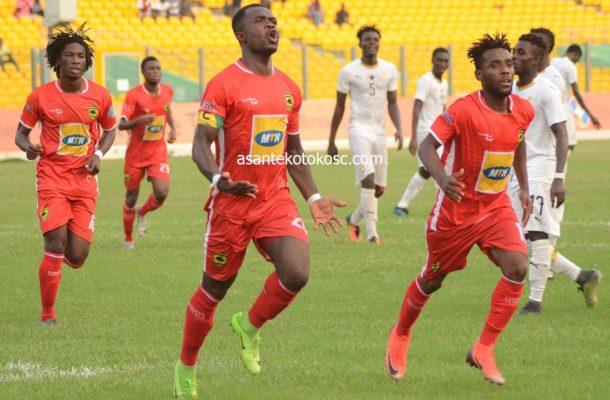 Asante Kotoko thrash Black Meteors to wrap up CAFCC preparations