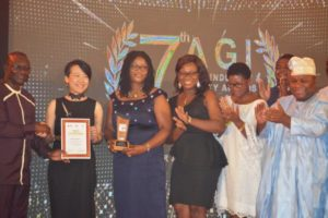 "Nestle Ghana is ""Overall Best Industrial Company of the Year"""