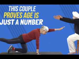 VIDEO: Watching this elderly couple working out will make your day