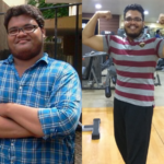 Weight loss: Not able to travel anymore this guy lost 40 kgs and his transformation is jaw-dropping!