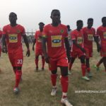 Asante Kotoko beat Baffour Soccer Academy in CAFCC play-offs warm up game