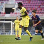 Ghana midfielder Emmanuel Lomotey to make injury returns for Villarreal next month