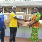 Yinson Production commissions toilet facility, donates sports kits to schools