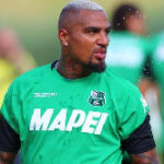 Kevin-Prince Boateng returns to light training as he steps up recovery