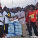 GARCC make donation to Asante Kotoko ahead of CAFCC campaign