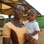 Determined teenage mother emerges best student in Afadzato South District quiz