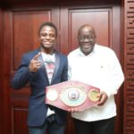 Keep your head up – Akufo-Addo tells Dogboe after loss