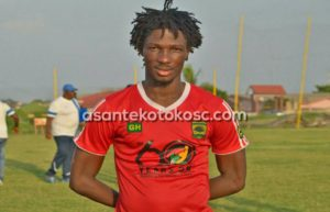 Kotoko sweat on Yacouba Songne's fitness ahead of CAFCC clash