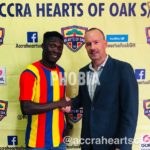 Hearts of Oak sign Karela United winger Dominic Eshun