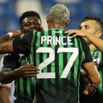 Alfred Duncan scores twice as KP Boateng provides assist in Sassuolo's defeat