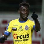 Nana Ampomah makes injury return in Waasland Beveren win over Club Brugge