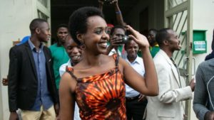Rwanda government critic acquitted