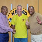 Former Kotoko and Hearts coach Ernst Middendorp makes shock return to Kaizer Chiefs