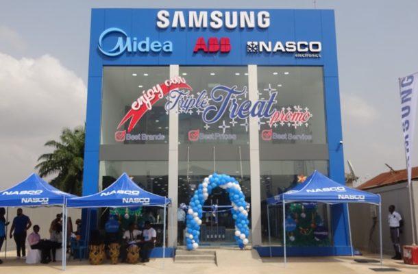 Electroland Ghana opens premium showroom in Ashanti Region