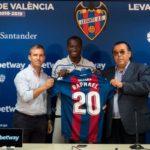 Levante coach Paco Lopez rules out Raphael Dwamena exit