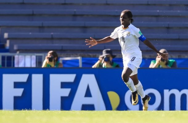 Ambitious Mukarama Abdulai hopes FIFA Golden Boot is a 'stepping stone to better things'
