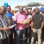 Frustrated residents to stop Gov't vehicles from Bolga-Bawku-Pulmakom road