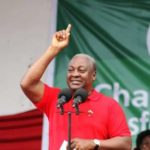 Mahama sued over re-election bid