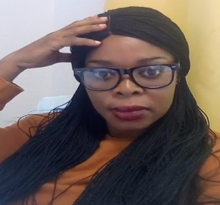 "VIDEO: ""I am alive; the video was an act"" – Joyce Dzidzor"