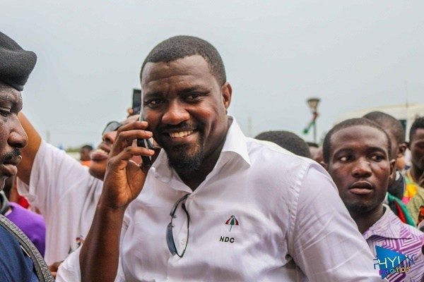 John Dumelo, Chief Kufuor to battle for Ayawaso West Wuogon seat