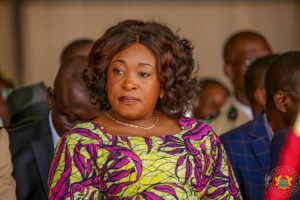 VIDEO: Ayorkor Botchwey, Ablakwa engage in heated brawl; Minister attempts to slap Sam George