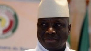 Jammeh and family barred from US