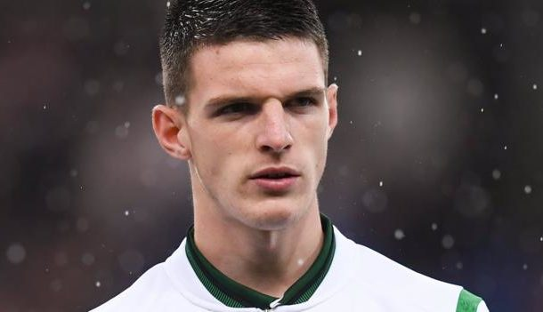 Declan Rice: Republic of Ireland boss Mick MccCarthy says West Ham player could be his captain