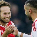 Ajax 8-0 De Graafschap