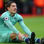 Hector Bellerin: Arsenal defender out for 'some weeks'