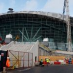 Tottenham stadium: Supporters impressed during tour of South Stand