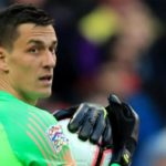 Lovre Kalinic: Aston Villa agree deal to sign Croatia goalkeeper in January
