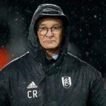 Fulham boss Claudio Ranieri: 'I need clean sheet like I need pasta'