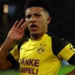 Borussia Dortmund 2-1 Borussia Monchengladbach: Jadon Sancho scores in win