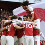 Arsenal 3-1 Burnley: Pierre-Emerick Aubameyang double sees Arsenal keep pressure on top four