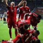 Eintracht Frankfurt 0-3 Bayern Munich: Franck Ribery scores twice as Bayern go second